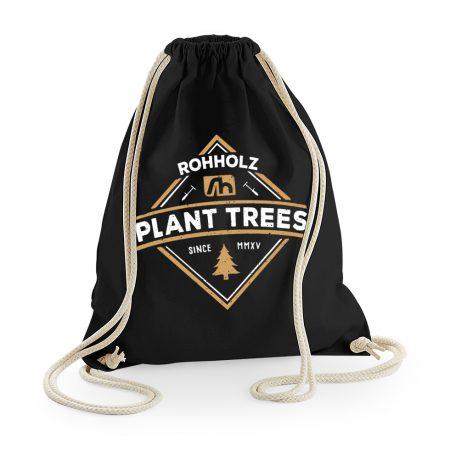Plant Trees Tasche, Beutel - Rohholz