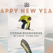 Happy New Year - Rohholz Team Weckschmied