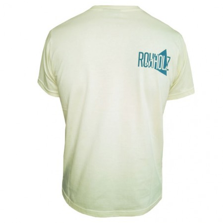 Rohholz Playground T-shirt backside