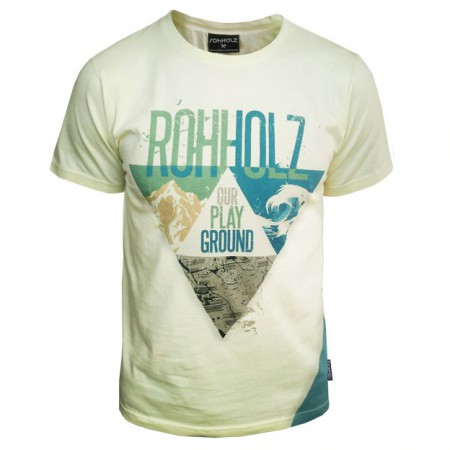 Playground T-shirt frontside