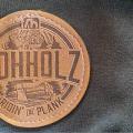 Rohholz The Plank Hoodie Print