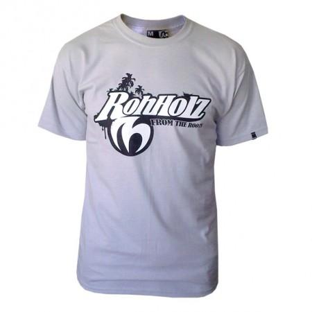 Team T-shirt (grey) - ROHHOLZ