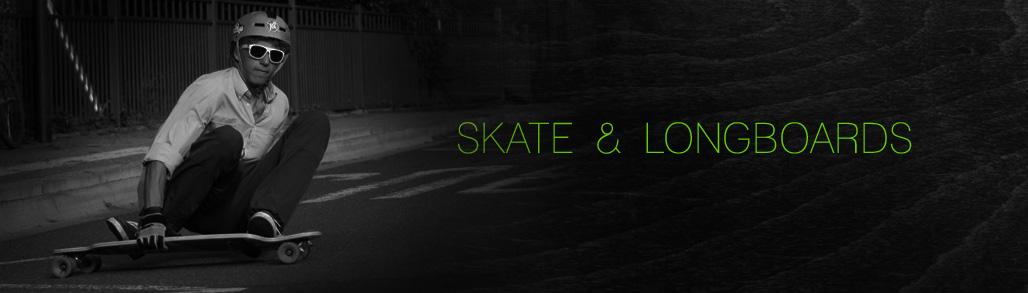 Skate & Longboards - ROHHOLZ