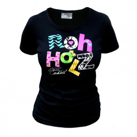 Cocktail T-shirt - ROHHOLZ Girls