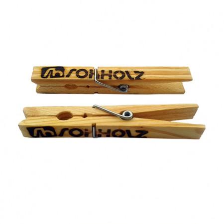 Holzklammer - ROHHOLZ