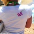 Guapa T-shirt back - ROHHOLZ lifestyle
