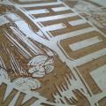 Rohholz Plank Longboard Deck