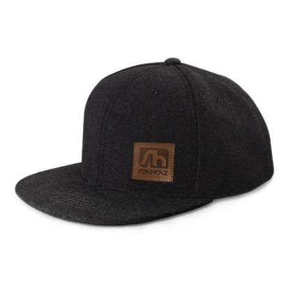 Wool Classic Cap - Rohholz Caps & Beanies