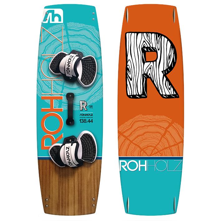 R-Type Kiteboard - ROHHOLZ