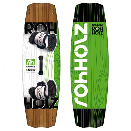 Evolution Kiteboard - ROHHOLZ Kiteboards