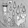 Forest Animals T-Shirt - Rohholz