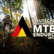 Rohholz bei der DM MTB-Enduro Schöneck