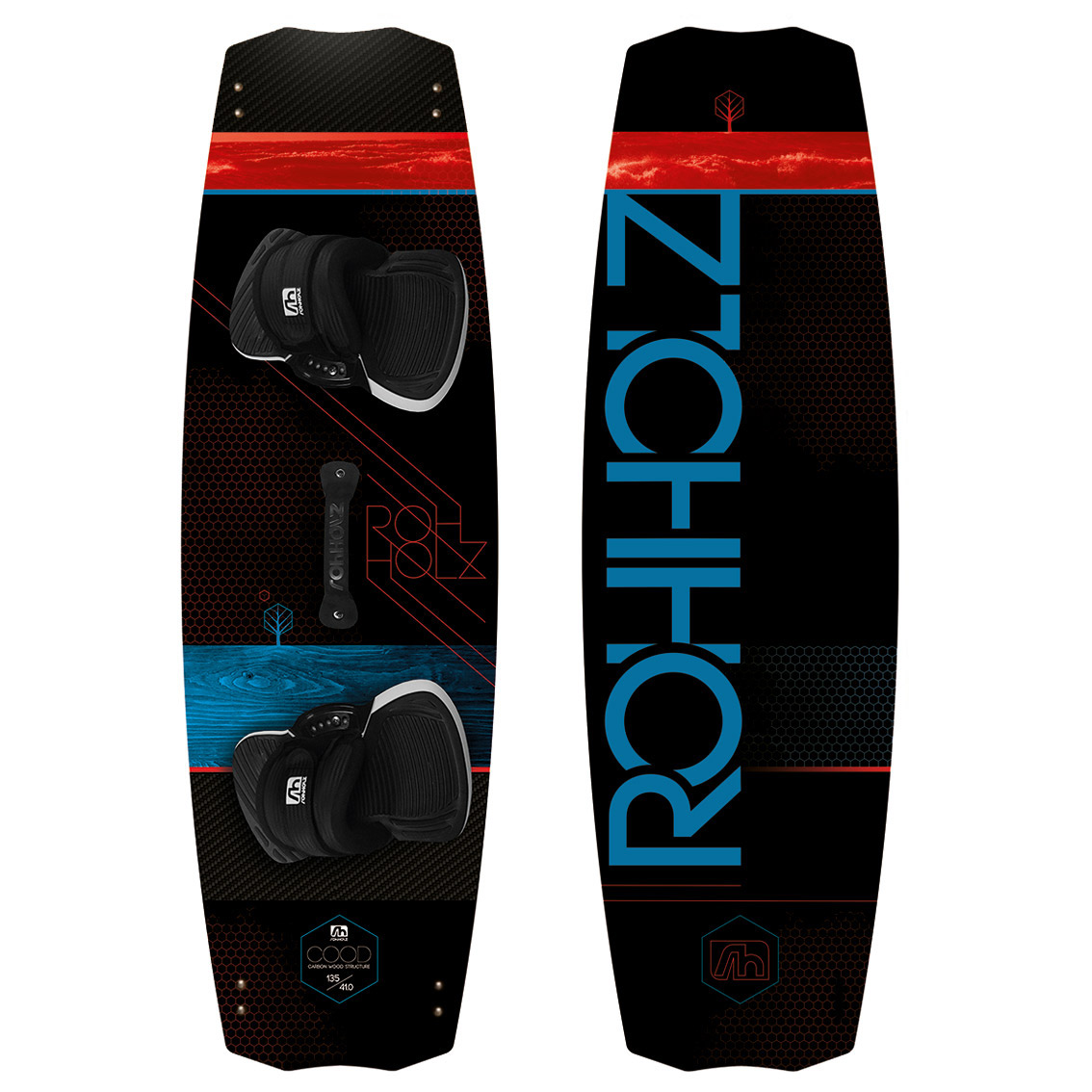 Rohholz Cood2 Kiteboard