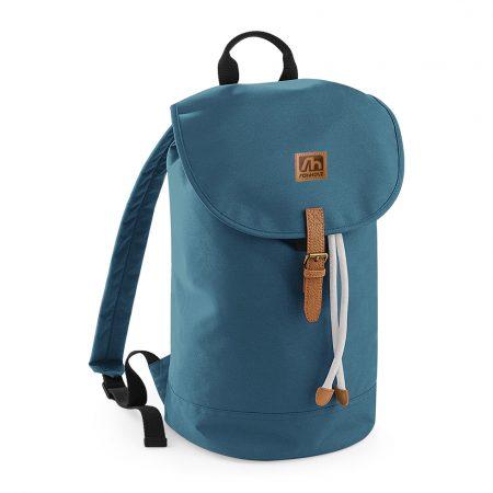 Packsack Blue - Rohholz Rucksäcke