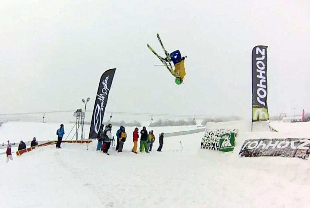 Snowboard & Freeski Contest in Hermsdorf
