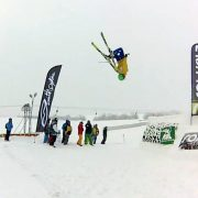 Snowboard & Freeski Contest in Hermsdorf