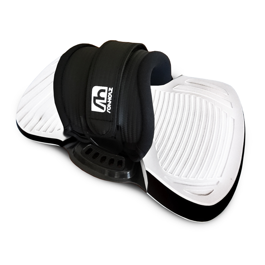 Rohholz Unit White Kiteboard Bindung