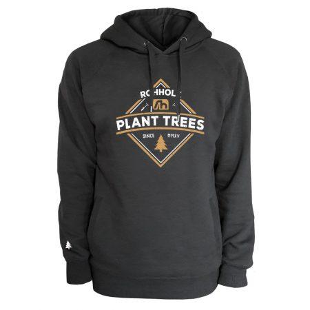 Rohholz Plant Trees Hoodie