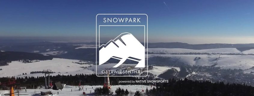 Rohholz supports Snowpark Oberwiesenthal