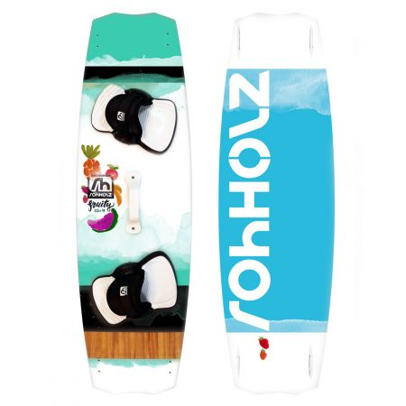 Rohholz Fruity ltd Kiteboard