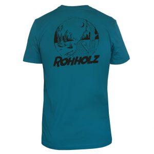 Rohholz Camp T-Shirt Lake
