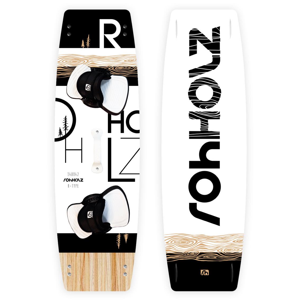 Rohholz R-Type Kiteboard 2018
