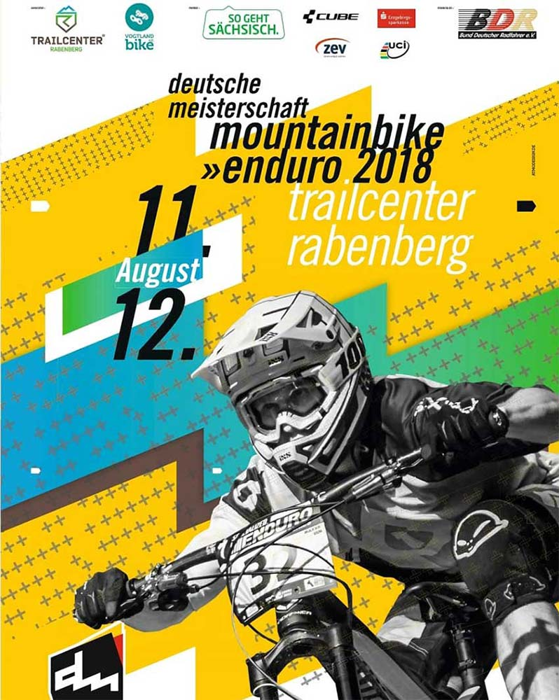 Mountainbike Enduro DM 2018