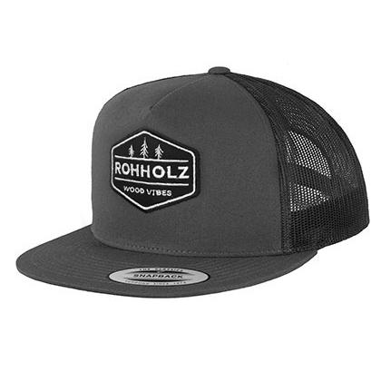Rohholz Wood Vibes Trucker Cap