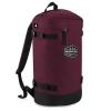 Wood Vibes Backpack burgundy - Rohholz Taschen & Rucksäcke