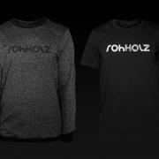 Rohholz Logo Wear - Sweatshirt & T-Shirt