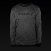 Logo Sweatshirt black - Rohholz