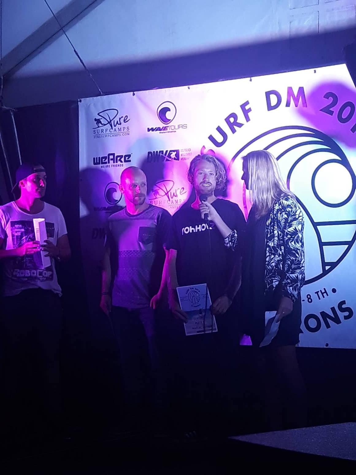 Interview Surf DM 2018