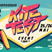 Monsaqua Kite Test mit Rohholz Kiteboards