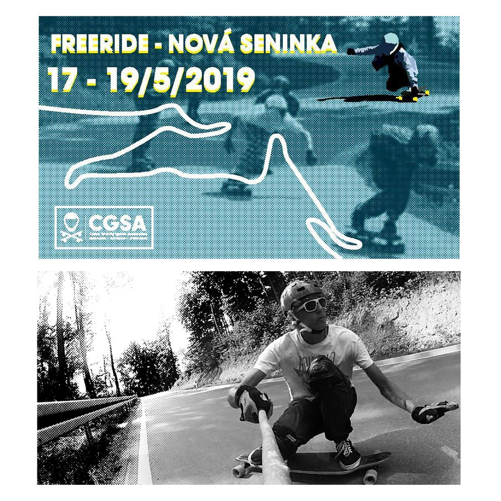 Longboard Freeride Event