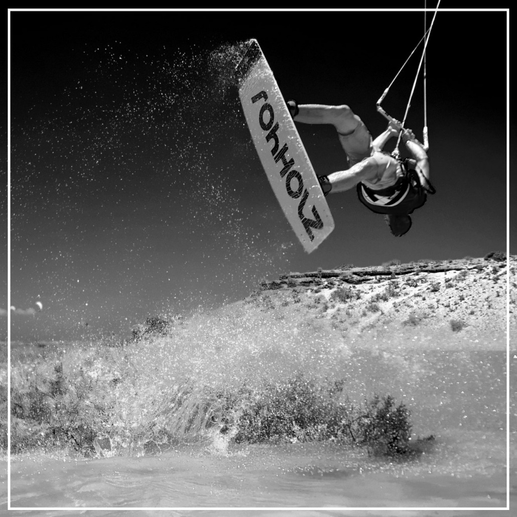 Rohholz R-Type Kiteboard - Matteo Rueger