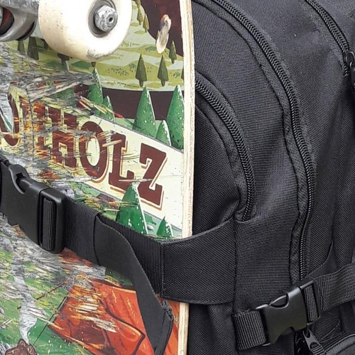 Boardcatcher - Rohholz Skatepack Rucksack