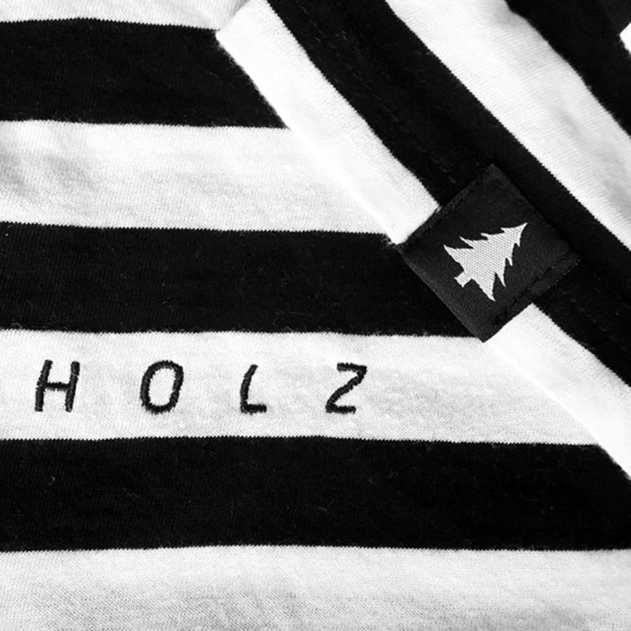 Detail Rohholz Sailor T-Shirt