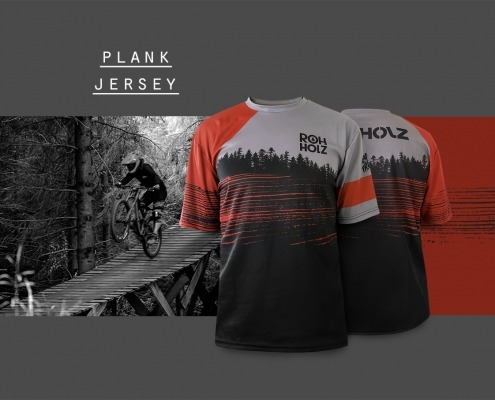 Rohholz Jersey Activewear T-Shirt - Trikot