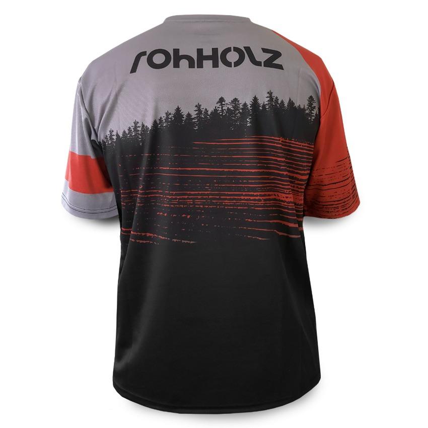 Rohholz Plank Jersey T-Shirt back
