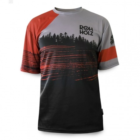 Rohholz Plank Jersey T-Shirt front