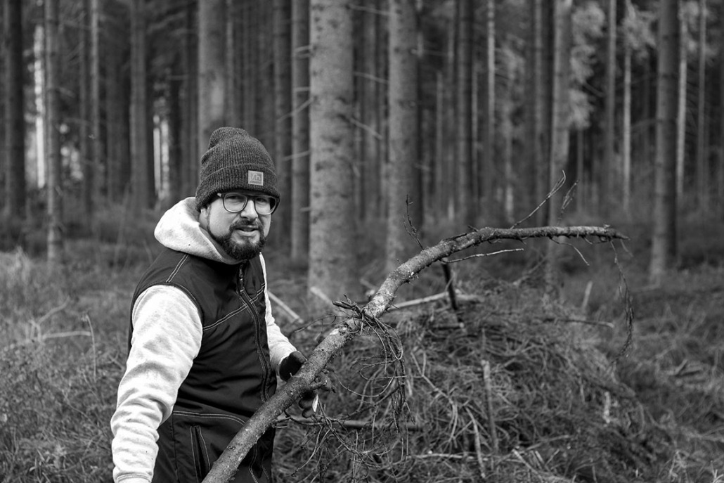 Action - Rohholz Plant Trees 2018