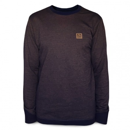 Rohholz Classic Patch Sweatshirt