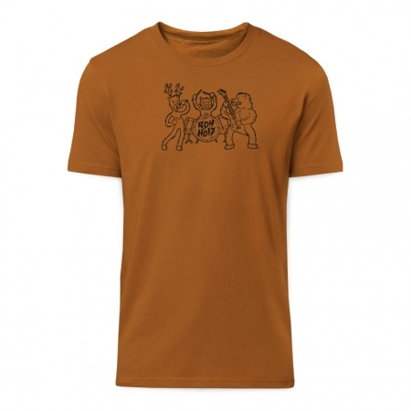 Rohholz Animal Band T-Shirt