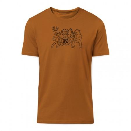 Rohholz Animal Band T-Shirt