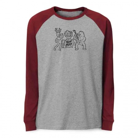 Rohholz Animal Longsleeve