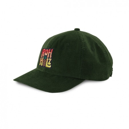 Pinapple Cord Cap - Rohholz Caps & Beanies