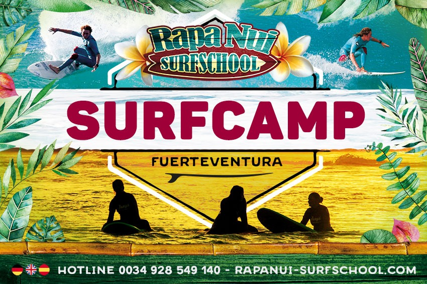 Rapa Nui Surfcamp Fuertventura