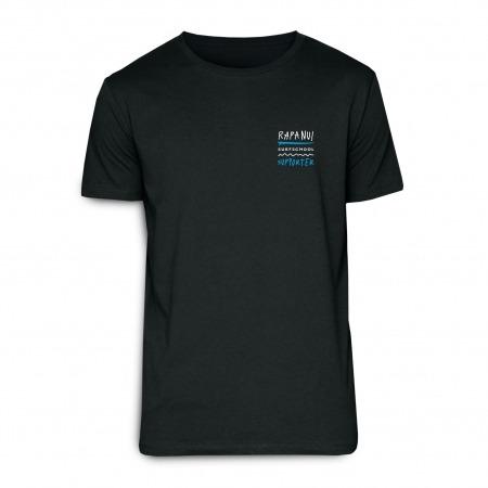 Rapa Nui Supporter Black T-Shirt