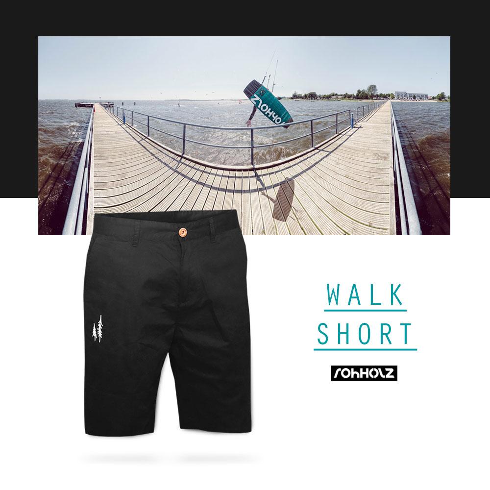 Walkshort - Rohholz Chino Walkshorts