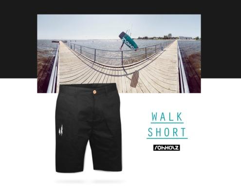 Rohholz Walkshort - Chino Shorts - Boardwalk